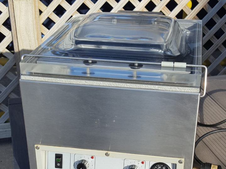Audion Bench Top Vacuum Packer