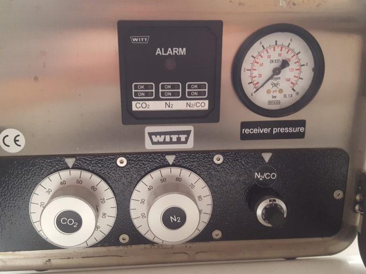 Witt KM100 Gas mixer